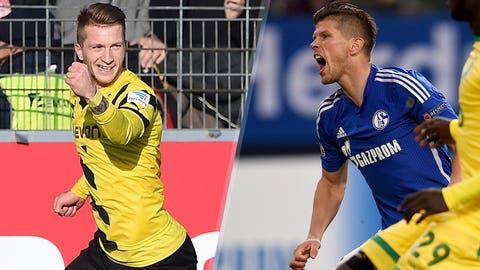Bundesliga: Borussia Dortmund vs. Schalke 04 (live, Saturday, 9:30 a.m. ET)