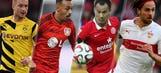 Dortmund v Schalke highlight of Saturday's Bundesliga games