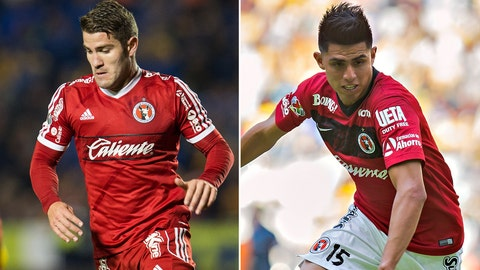 Greg Garza and Joe Corona, Club Tijuana