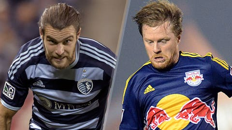 Major League Soccer: Sporting KC vs. New York Red Bulls (live, Sunday, 8 p.m. ET)
