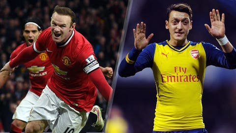 FA Cup: Manchester United vs. Arsenal (live, Monday, 3:45 p.m. ET)