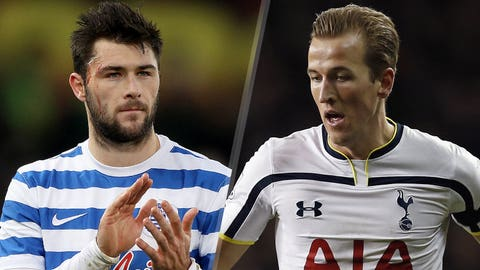 Premier League: Queens Park Rangers vs. Tottenham (live, Saturday, 10 a.m. ET)