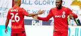 MLS Roundup: Altidore double fires Toronto FC over Vancouver