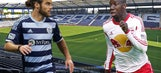 New York Red Bulls prepare for their big reveal at Sporting Kansas City