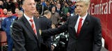 Van Gaal expects Arsenal game to affect Champions League race