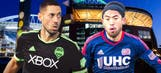 New England, Seattle rely on their cores to target MLS Cup