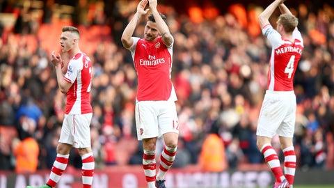 Arsenal's revival ahead of Monaco