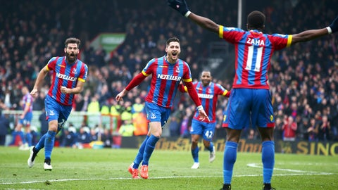 Crystal Palace show QPR who's boss