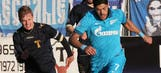 """Hulk says he experiences racism in """"almost every"""" Russian league game"""