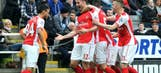 Arsenal survive Newcastle's late onslaught for impressive win