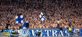 Dynamo Kiev punished for fans' racist behavior during Everton game