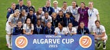 USWNT narrow gap on Germany in latest FIFA world rankings