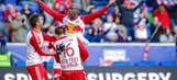 Off and Running: Red Bulls surging after offseason changes