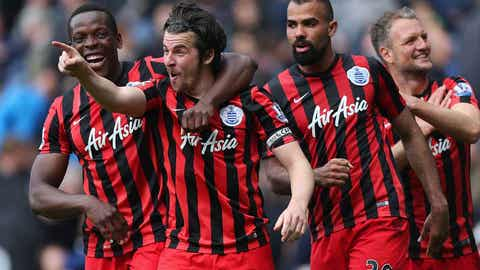 QPR win big but can't climb out of the muck