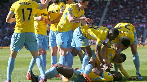 Start paying attention to Crystal Palace