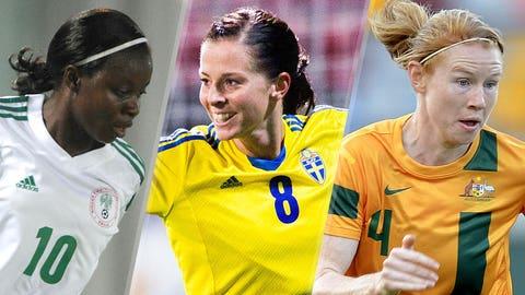 Nigeria/Sweden/Australia