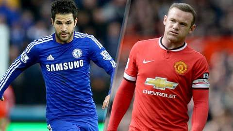 Premier League: Chelsea vs. Manchester United (live, Saturday, 12:30 p.m. ET)
