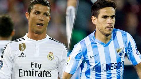 La Liga: Real Madrid vs. Malaga (live, Saturday, 2 p.m. ET)