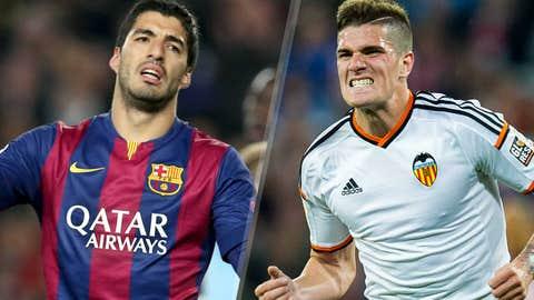 La Liga: Barcelona vs. Valencia (live, Saturday, 10 a.m. ET)