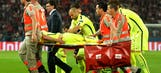 Injured Iniesta to miss Barcelona's vital clash with Valencia