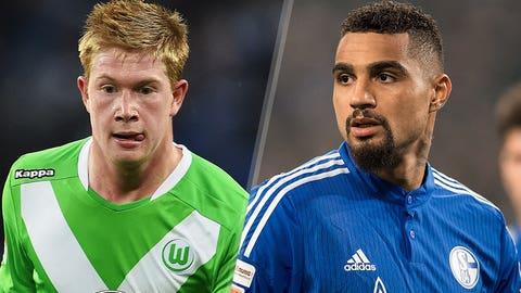 Bundesliga: Wolfsburg vs. Schalke 04 (live, Sunday, 11:30 a.m. ET)
