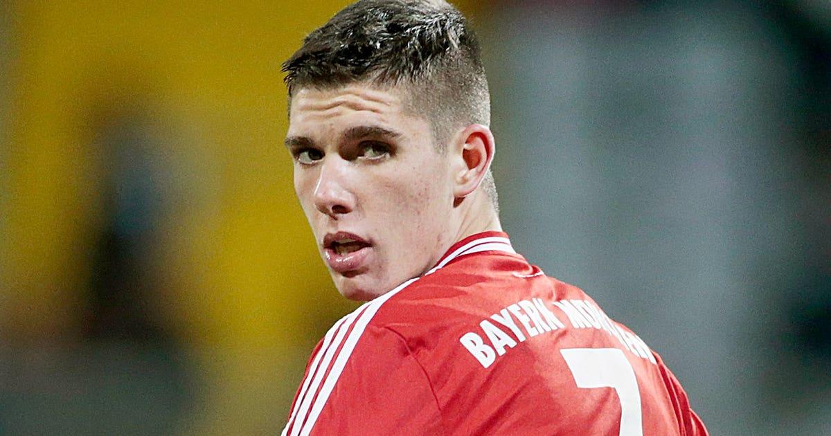 Riberys Brother Nets Insane Scissor Kick For Bayern Reserves Fox