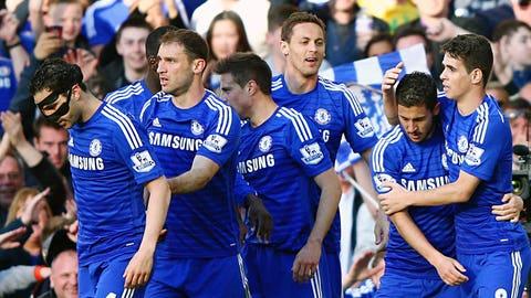 Premier League Five Points
