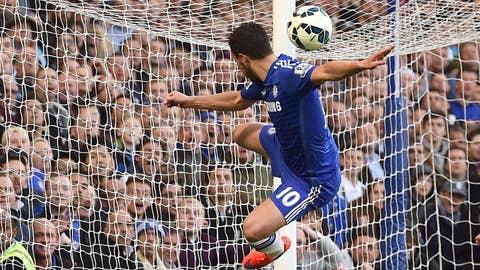 Eden Hazard, player of the year