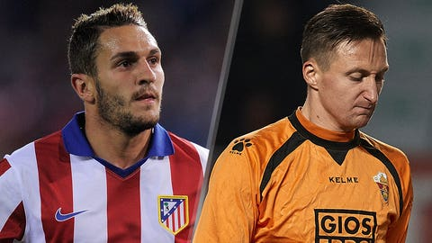 La Liga: Atletico Madrid vs. Elche (live, Saturday, 12 p.m. ET)