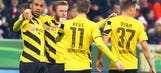 Dortmund outlast Bayern Munich in PK's, advance to DFB Pokal final