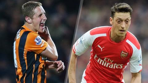 Premier League: Hull City vs. Arsenal (live, Monday, 3 p.m. ET)