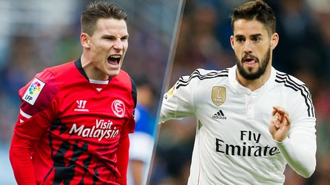 La Liga: Sevilla vs. Real Madrid (live, Saturday, 2 p.m. PT)