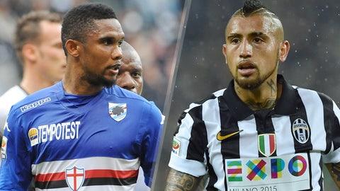 Serie A: Sampdoria vs. Juventus (live, Saturday, 12 p.m. ET)