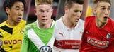 Relegation battle continues apace in Bundesliga