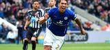 Newcastle's survival hopes rocked by heavy Leicester defeat