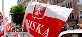 One man dead, fourteen police injured in Polish football riots