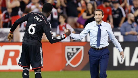 D.C. United underscores its ability to punish the opposition against Columbus