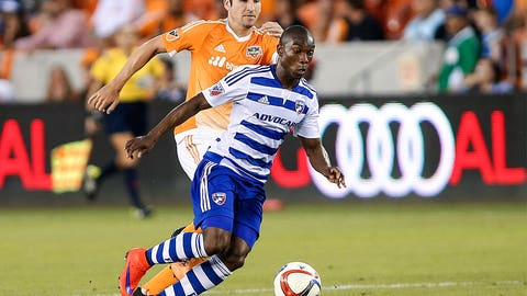 Fabian Castillo reinforces his growth as FCD romps in Houston