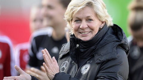 Beautiful mind: Silvia Neid's last World Cup as Germany's manager
