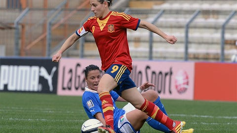 Flying under the rader: Spain get their chance to shine