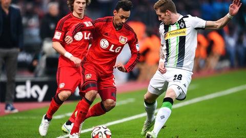Bundesliga: Borussia Gladbach vs. Bayer Leverkusen (live, Saturday, 9:30 a.m. ET)