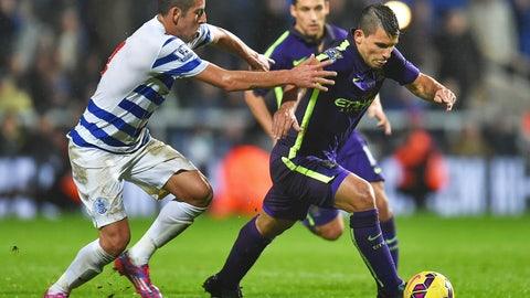 Premier League: Manchester City vs. Queens Park Rangers (live, Sunday, 8:30 a.m. ET)