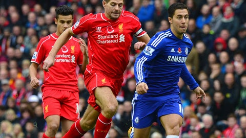 Premier League: Chelsea vs. Liverpool (live, Sunday, 11 a.m. ET)