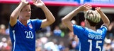 Wambach scores 2 as U.S. rolls past Ireland in World Cup tune-up