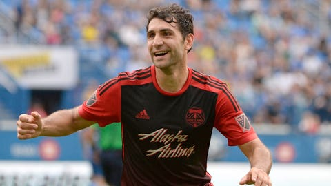 Valeri snatches three precious points for the Timbers in Montréal