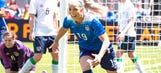 Julie Johnston is making a mark and proving her worth on the USWNT