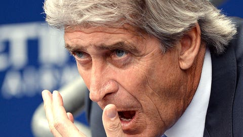 Are Manuel Pellegrini's days over at the Etihad?