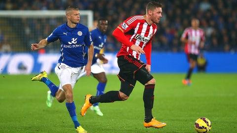 Premier League: Sunderland vs. Leicester (live, Saturday, 10 a.m. ET)