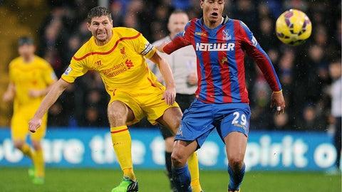 Premier League: Liverpool vs. Crystal Palace (live, Saturday, 12:30 p.m. ET)