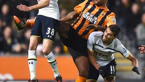 Premier League: Tottenham vs. Hull (live, Saturday, 10 a.m. ET)